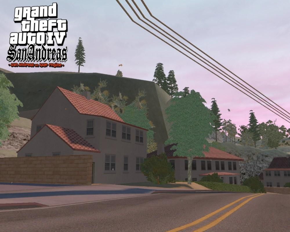 'Grand Theft Auto IV: San Andreas', el sueño de muchos realizado por unos fans (3/6)