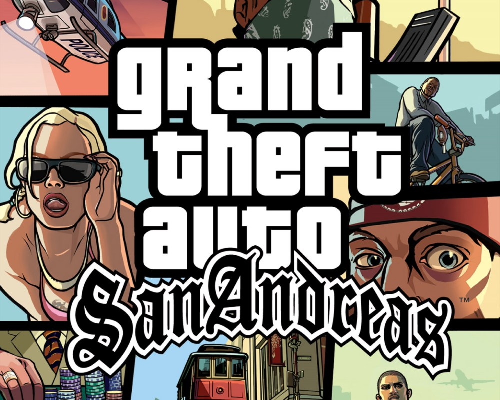 Trucos de Grand Theft Auto: San Andreas (PS2) (1/6)