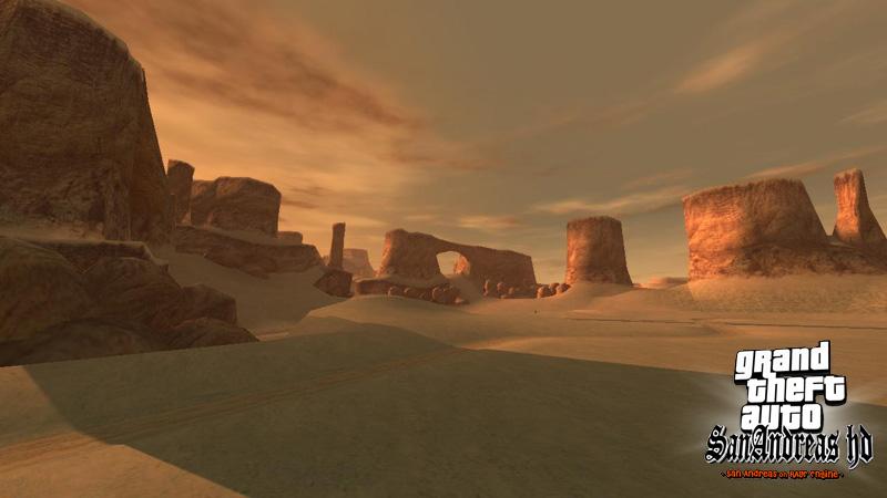 'Grand Theft Auto IV: San Andreas', el sueño de muchos realizado por unos fans (4/6)