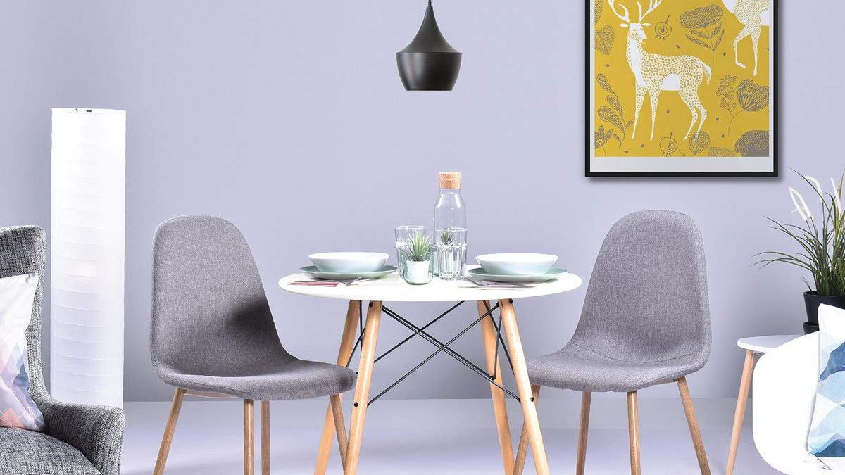 Outstanding Review Coavas Kitchen Dining Table White Round Coffee Table Machost Co Dining Chair Design Ideas Machostcouk