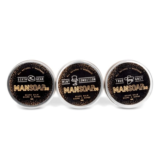 Hemp Seed Beard Balm | Baume à barbe aux grains de chanvre