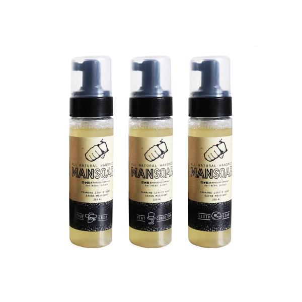 Foaming Liquid Soap | Savon moussant
