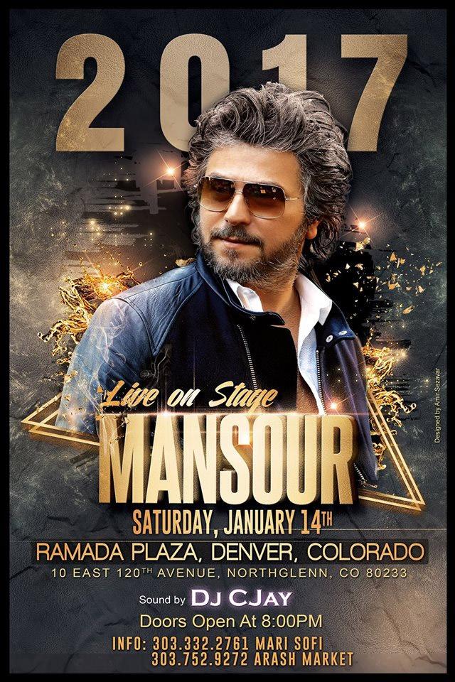 Mansour - Denver, CO 1/14/17