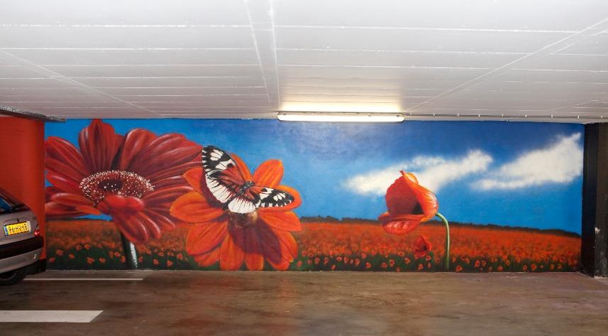 MANS Urban Exposure – Muurschildering parkeergarage Stationsstraat – Gemeente Enschede header