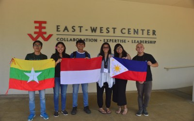 Alumni Updates: Learning and Traveling in America with YSEALI