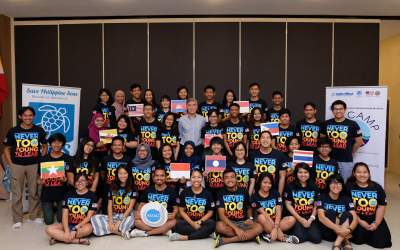 Professional Development with YSEALI SEA Camp