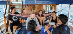 manta briefing