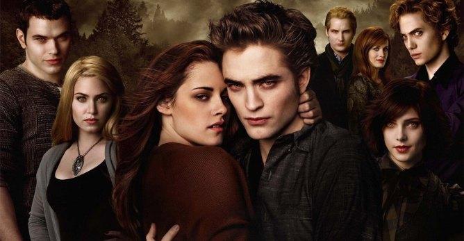 saga crepusculo, twiligth, peliculas de vampiros,