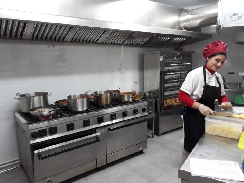 restaurante comida para llevar Murcia con reparto a domicilio