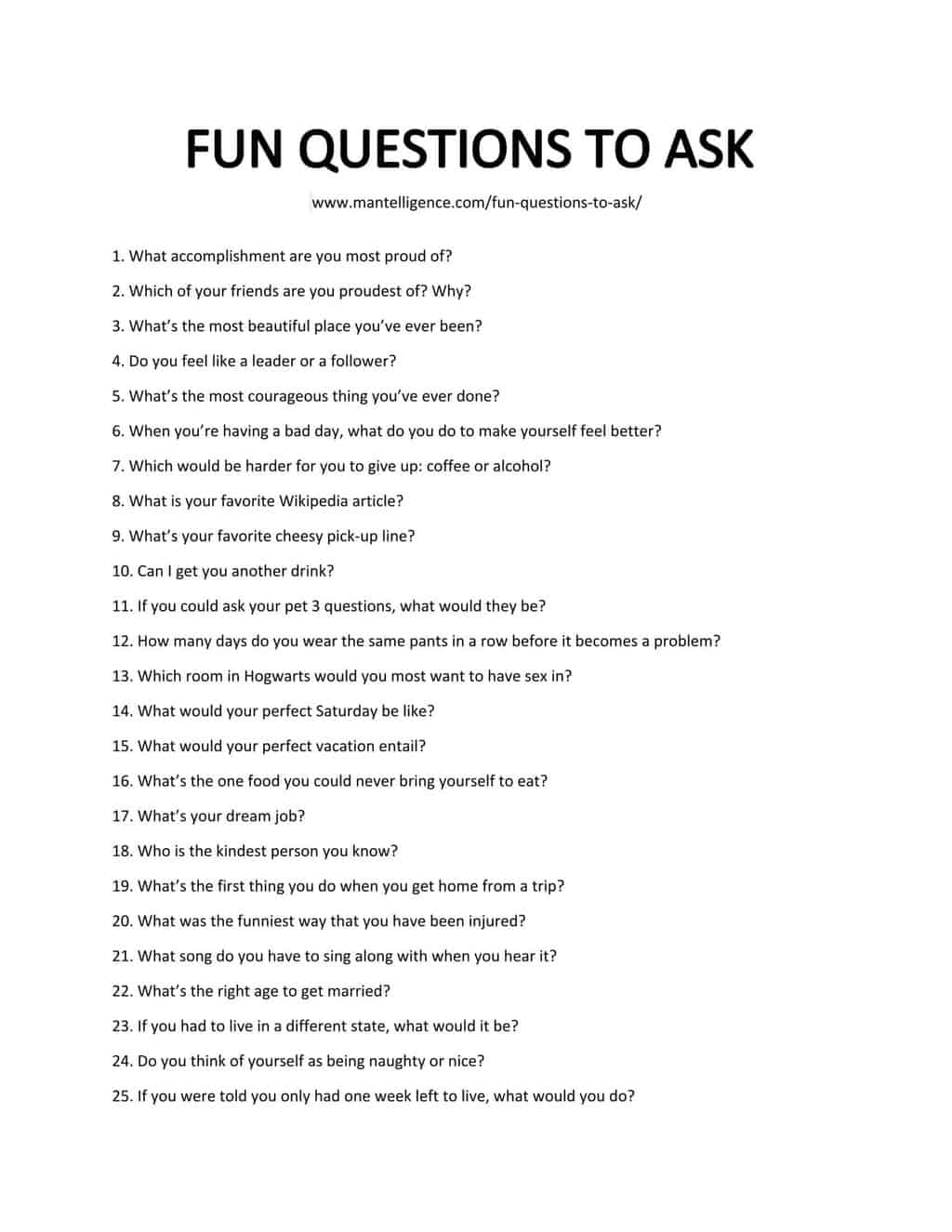 Podcast Questions Funny : podcast, questions, funny, Questions, Spark, Engaging, Conversations.