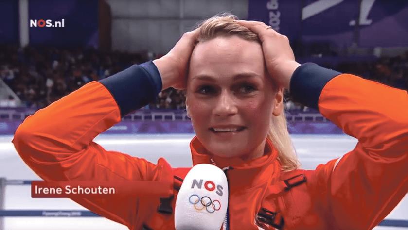 Irene Schouten, je bent fantastisch!
