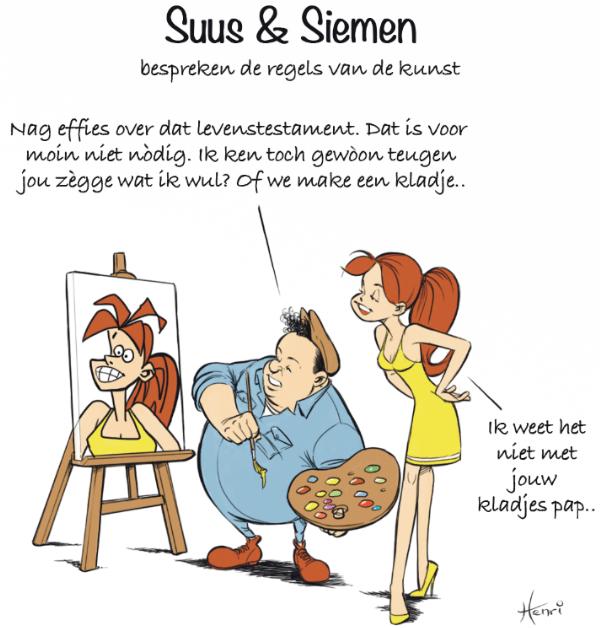 Suus en Siemen