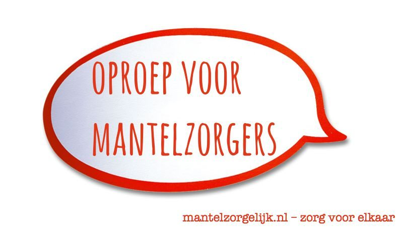 Mantelzorger Gezocht Voor Deelname Aan Aftudeerproject.
