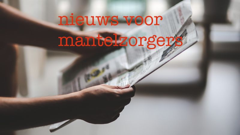 Gemeente Nijmegen Wil Mantelzorg-strippenkaart Voor Extra Hulp