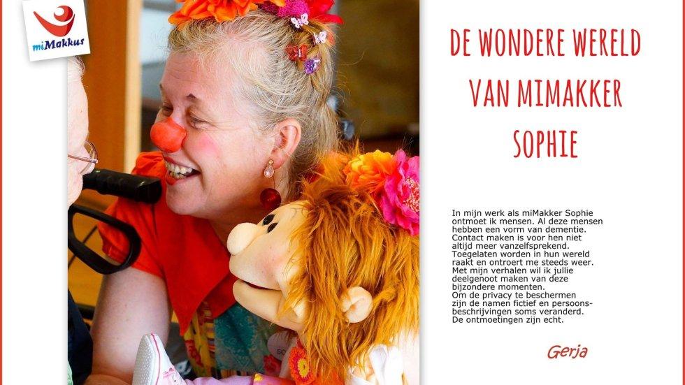 De Wondere Wereld Van MiMakker Sophie: 'Oh Hier Kan Geen Pil Tegenop'