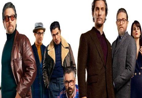 فيلم The Gentlemen 2020