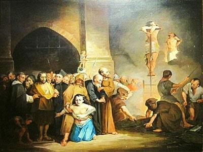 أهوال محاكم التفتيش المقدسة