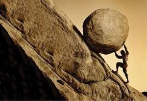 سيزيف .. أسطورة تمثل عبثية الحياة