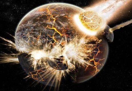 الفلسفة الكلبية؛ نهاية الكون؛ انقراض الإنسان