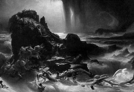 هل كان طوفان نوح عالمياً
