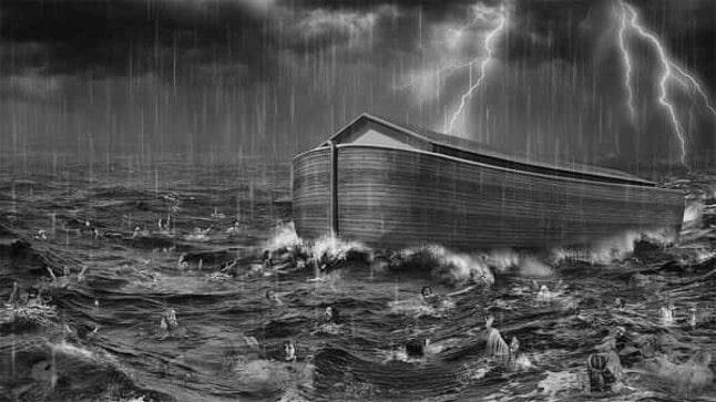 هل حدث الطوفان العظيم بالفعل أم كان مجرد أسطورة؟