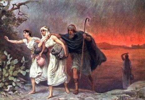 قصة النبي لوط في التوراة: هل ارتكب الفاحشة مع ابنتيه؟!