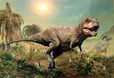 سبب انقراض الديناصورات