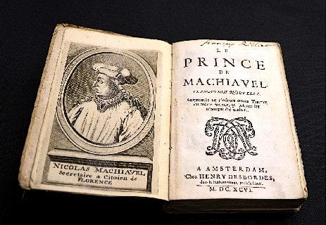 الأمير ميكافيلي؛ مراجعة كتاب الأمير لميكافيلي