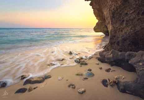 أفضل الأماكن في جزيرة فرسان