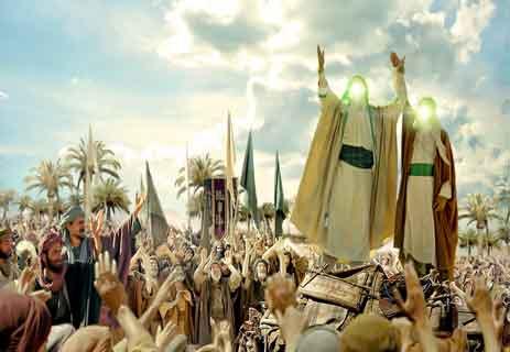 ماهو عيد الغدير؛ النبي محمد