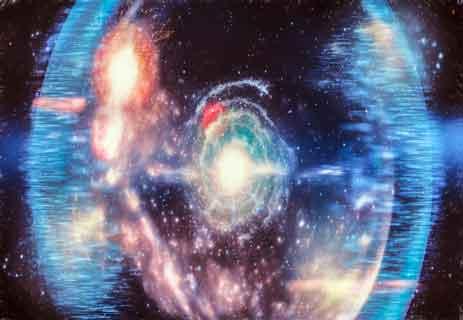 مراحل الانفجار العظيم