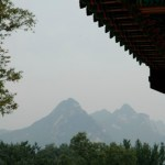 Mountains and Temples