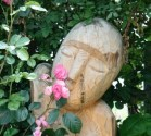 Changsung and roses