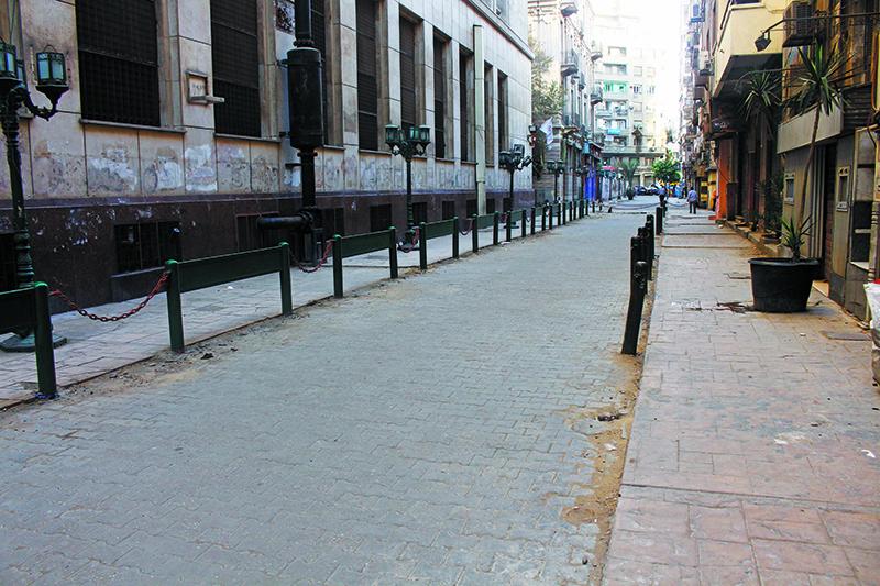 شارع علوي