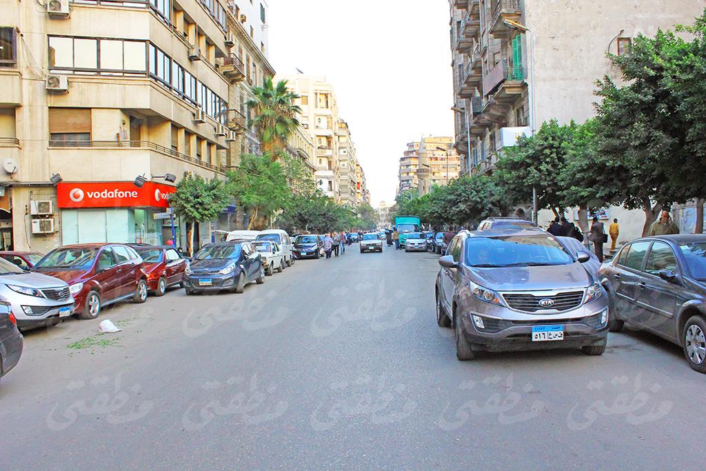 شوارعنا - شارع صبرى أبو علم