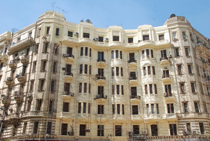 تطوير القاهرة الخديوية - أرشيفية