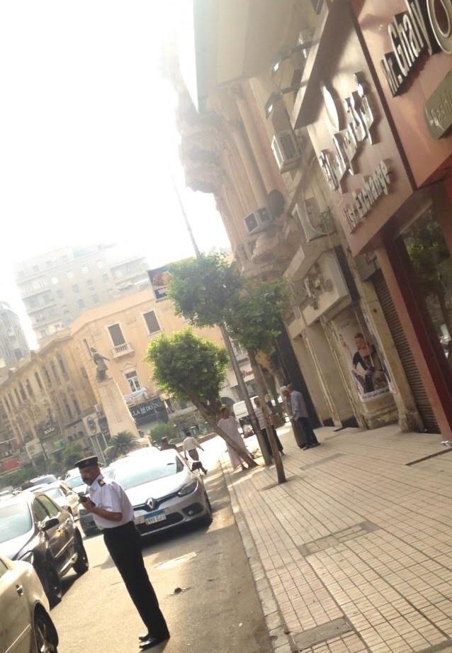 شركة مصر للصرافة - تصوير أحمد المنسي
