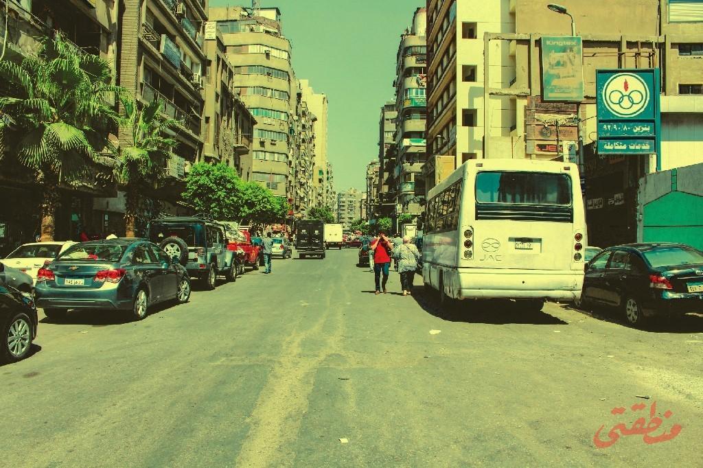 شارع رشدي - تصوير صديق البخشونجي