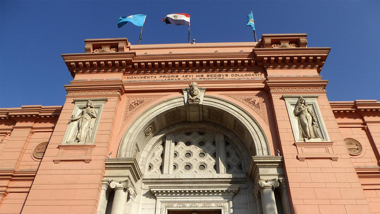 المتحف المصري- تصوير ميشيل حنا