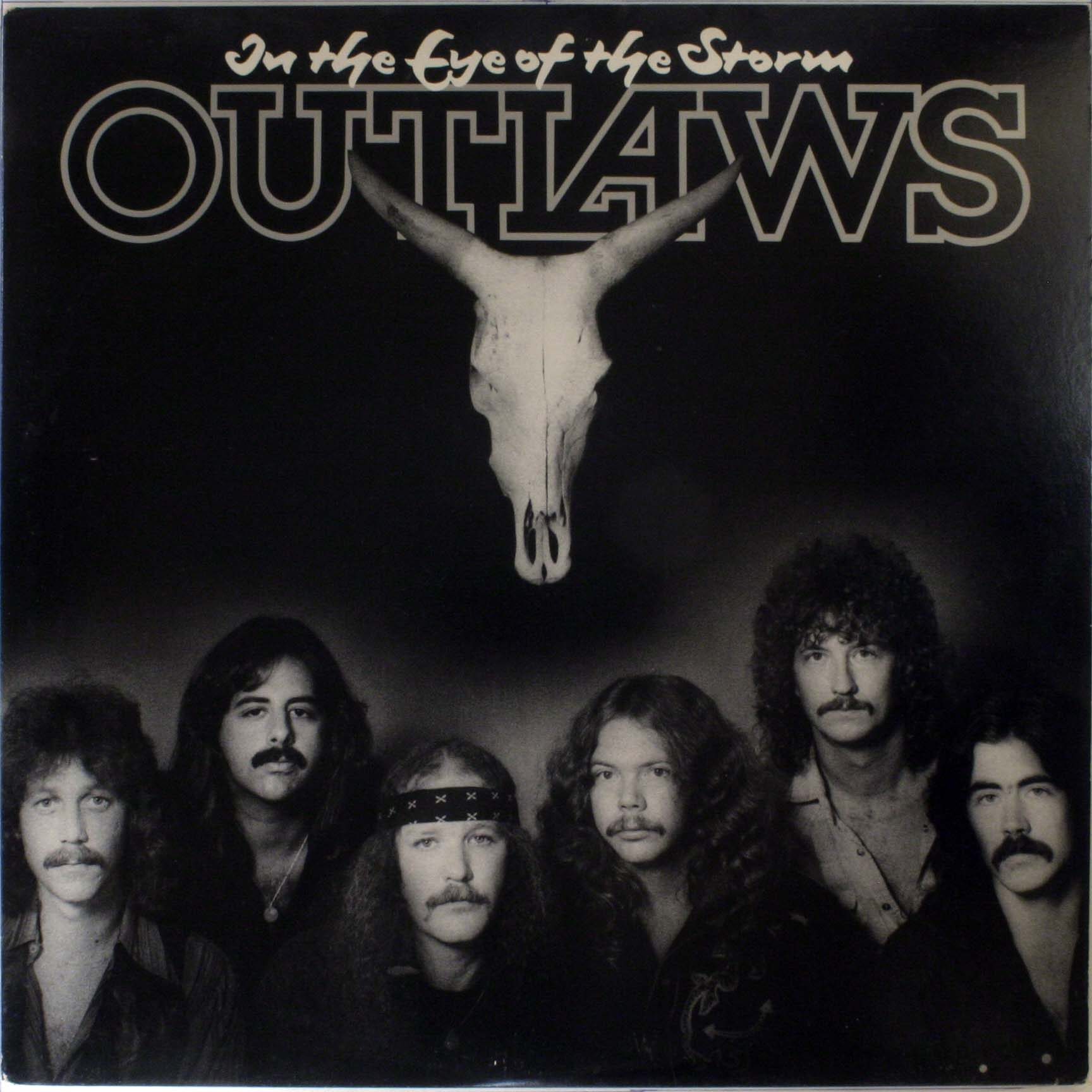 Outlaws In The Eye Of The Storm Records Lps Vinyl And