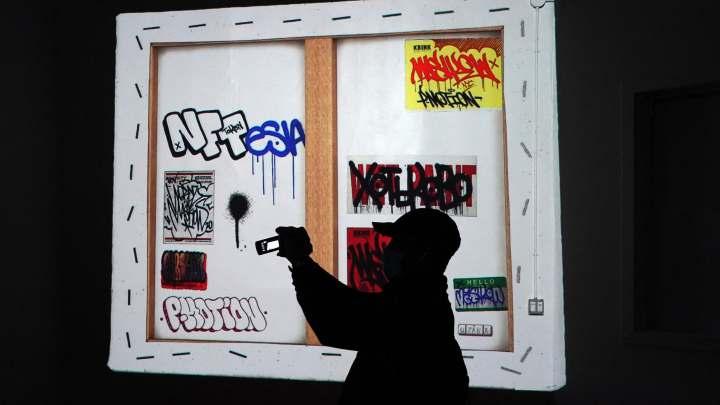 """🚀 تكنلوجيا    معرض مادي في نيويورك للأعمال الرقمية بتقنية """"إن. إف. تي"""""""