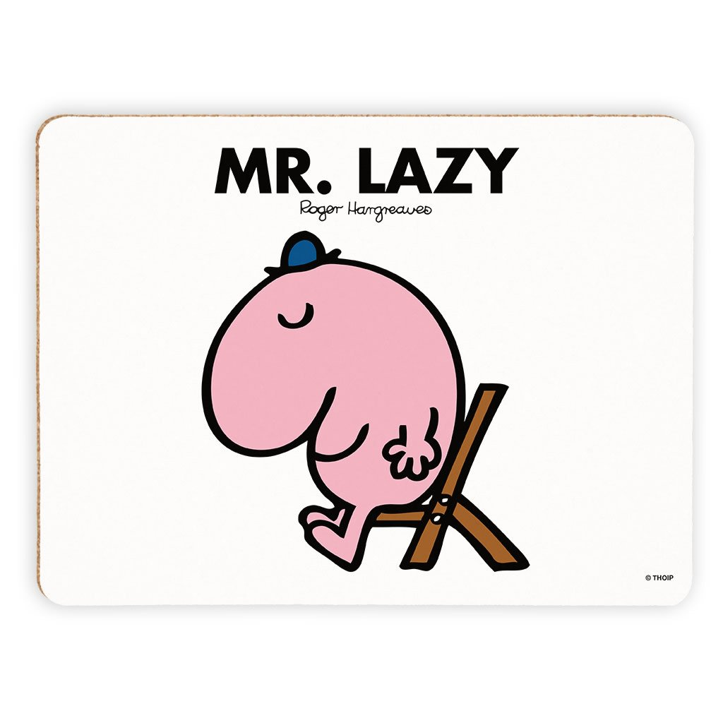 Mr Lazy – 5 Lazy Nutrition Tips
