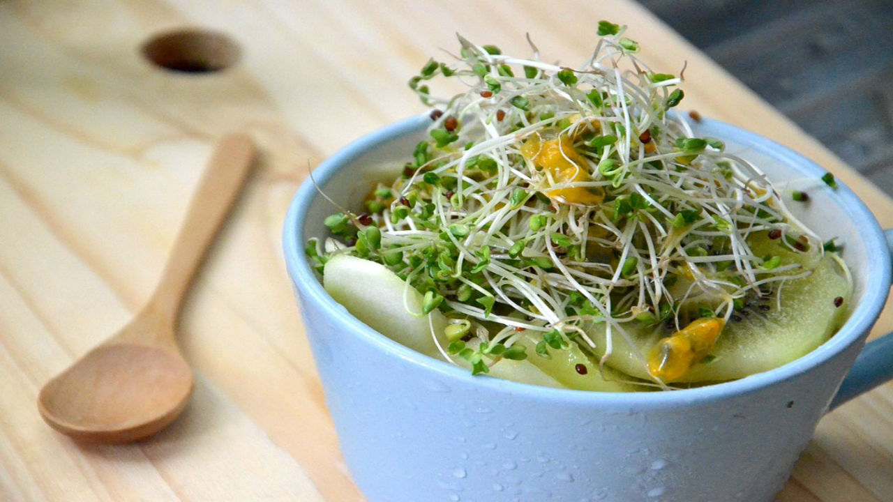 Why Broccoli Sprouts Are King…