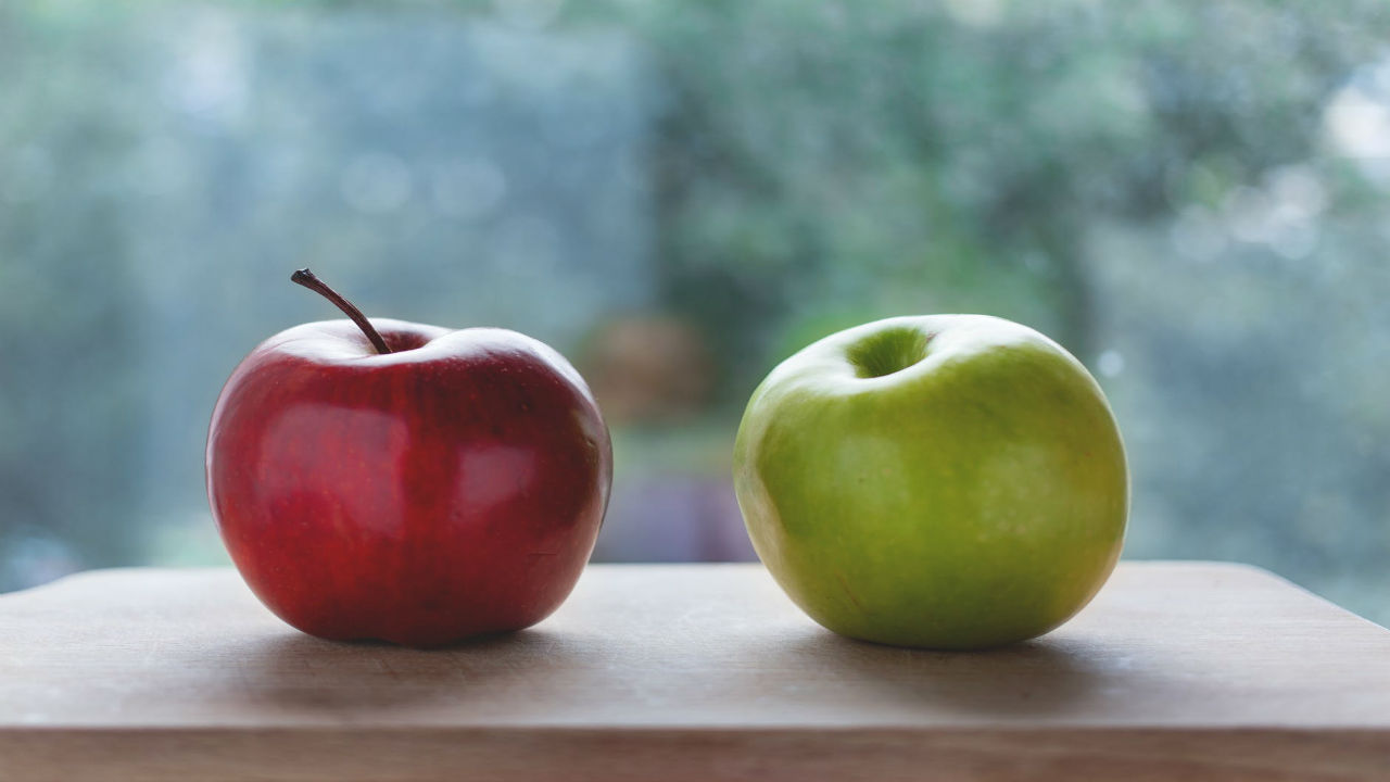Weight Loss – You Have To Compare Apples With Apples