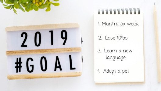 Five New Year's Resolutions You'll Keep