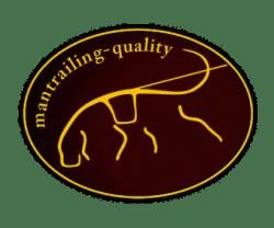 Mantrailing-Qualität-Logo