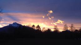 Mantrailing-Prüfungen in Salzburg-Prüfungen vor schöner Kulisse
