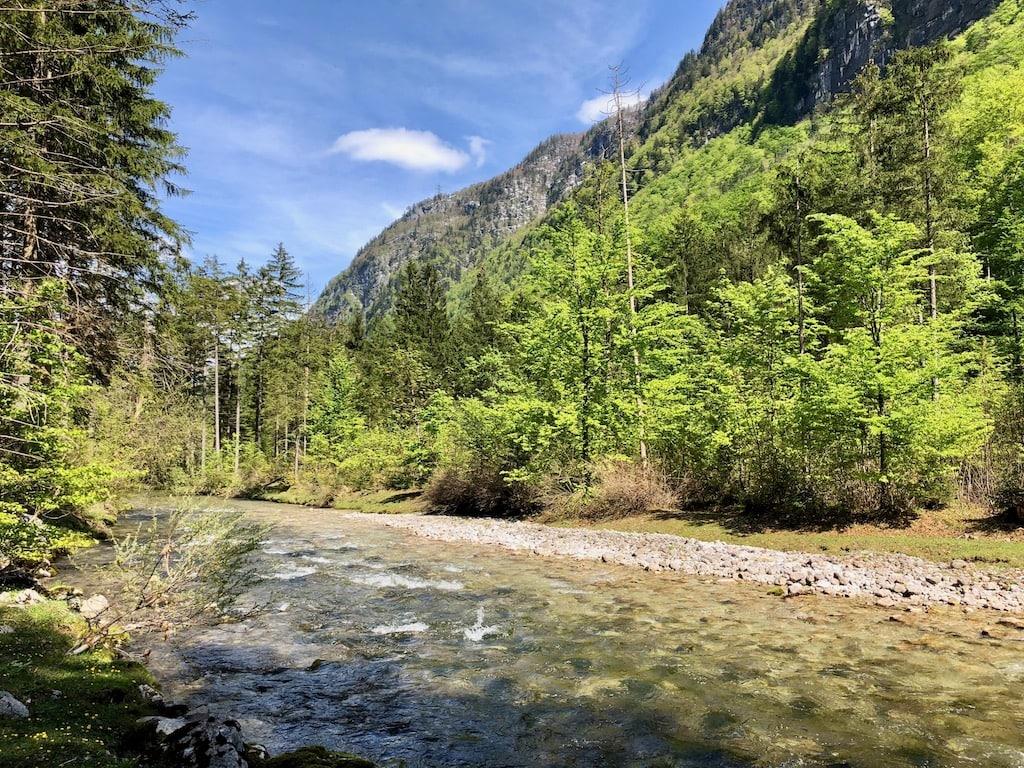 Trailen und Wanderrn im Berchtesgadener- und Salzburger Land