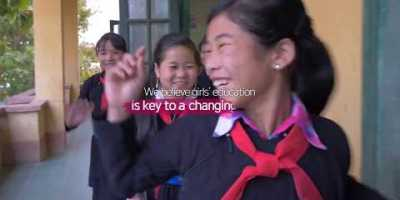 CJ Group and UNESCO ensure #LearningNeverStops for girls amid COVID-19