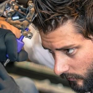 Geno tattoo artist